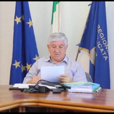La Giunta regionale lucana perde un pezzo, si dimette l'assessore Cuffaro