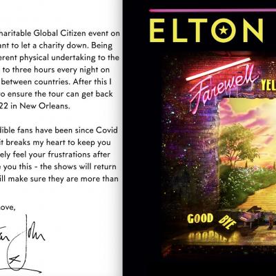 Elton John si opera all'anca, rinviato il tour europeo