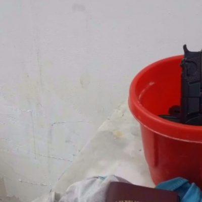 Armi e refurtiva nascoste in una masseria di Grumo Appula, tre persone denunciate