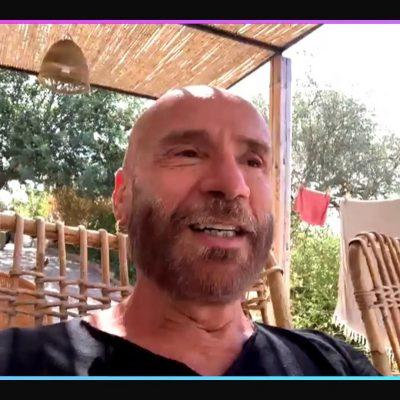 Mario Venuti ospite a Radio Norba