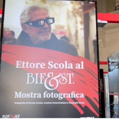 Al via il Bif&st 2021 con la mostra dedicata a Scola