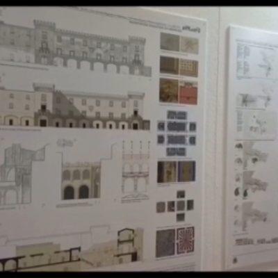 Bari, come restaurare un castello