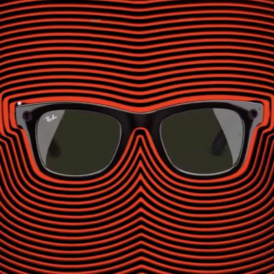 Ecco gli occhiali smart che fanno foto e video