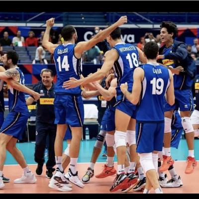 Pallavolo,  l'Italia  in finale questa sera con la Slovenia