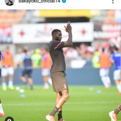 """Milan, Bakayoko risponde ai cori razzisti: """"Orgogliosi del colore della nostra pelle"""""""