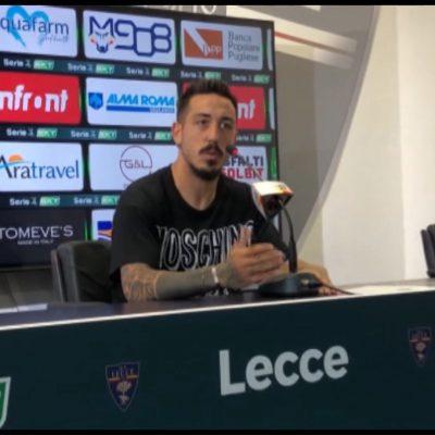 Lecce, Di Mariano si presenta