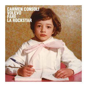 """Carmen Consoli, esce """"Volevo fare la rockstar"""""""