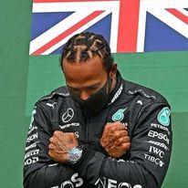 Gp Sochi, trionfo Hamilton sotto la pioggia