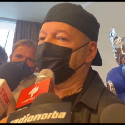 """La Puglia adotta Vasco. La rockstar: """"Qui è straordinario"""""""