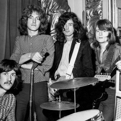 Festival del cinema di Venezia, ecco i Led Zeppelin mai visti