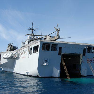 Lavori nave S. Marco, la Finanza negli uffici dell'Arsenale di Taranto. Accertamenti disposti dall'Anac, anticorruzione