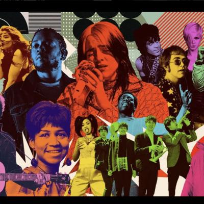 Aretha Franklin, Sam Cooke e Public Enemy battono gli Stones e Bob Dylan