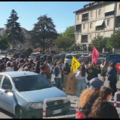Clima, lo sciopero degli studenti e le associazioni di Potenza