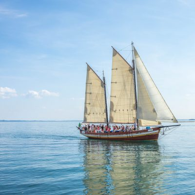 Coppia di australiani bloccati a Panama dal Covid tornano in barca a vela