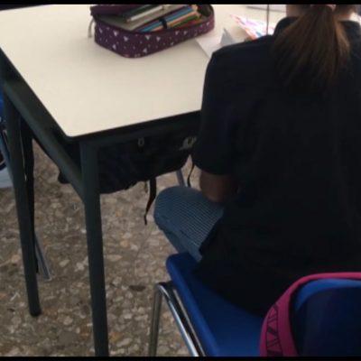 Test salivari a campione nelle scuole