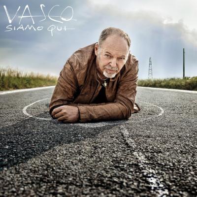 Vasco Rossi svela la copertina del nuovo album
