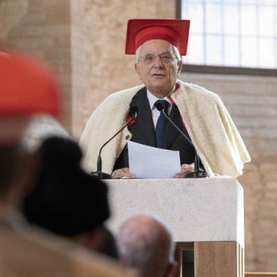 """Mattarella riceve laurea magistrale ad honorem in relazioni internazionali dall'Università di Parma: """"Autonomie e libertà radicate nella storia Ue"""""""