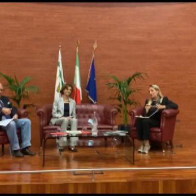 """Foggia, il ministro Cartabia annuncia: """"In arrivo nuovi giuristi"""""""
