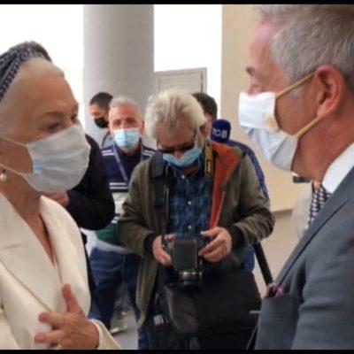 UniSalento, Helen Mirren nominata ambasciatrice