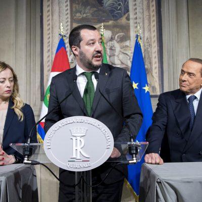 """Centrodestra, incontro a Roma tra Berlusconi, Salvini e Meloni. I leader: """"Uniti per la corsa al Quirinale"""""""