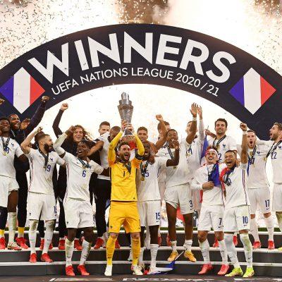 Nations League, la Francia batte la Spagna e si aggiudica il trofeo a San Siro. Polemiche per il gol di Mbappé