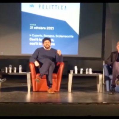 'Polittica', seconda giornata di incontri. Ospiti Gianni Cuperlo e Massimo D'Alema