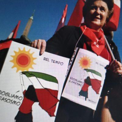"""I sindacati in piazza a Roma dopo l'assalto alla sede della Cgil di sabato scorso: """"Manifestazione non di parte"""""""
