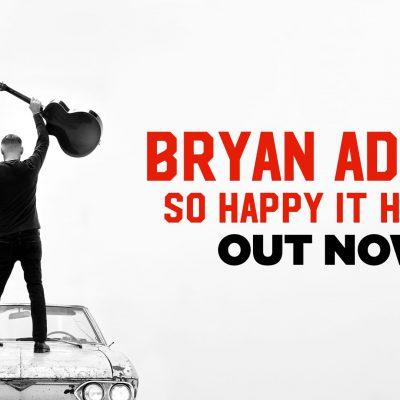 Bryan Adams, a marzo il nuovo album