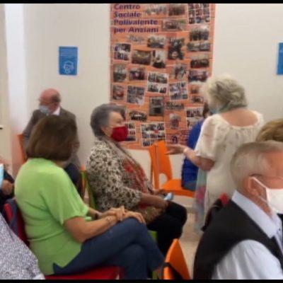 A Bari nasce la nuova sede del Centro sociale polivalente per anziani