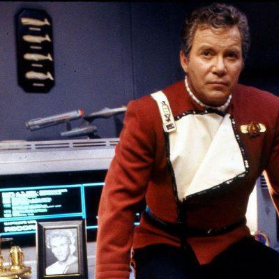 A 90 anni il capitano Kirk va davvero nello spazio