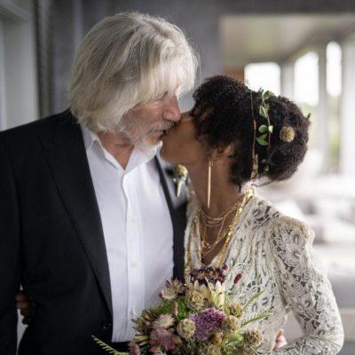 Roger Waters, quinto matrimonio per il 78enne dei Pink Floyd